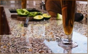 KAT Fabricators - Vetrazzo Recycled Glass Countertops - Dallas Fort Worth North Texas